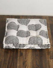 Floral 100% Cotton Decorative Floor Cushions