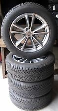 4 BMW Winterräder Styling 631 225/55 R17 97H M+S BMW 5er G30 G31 6863417 RDK