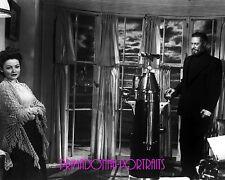 "GENE TIERNEY & REX HARRISON 8x10 Lab Photo 1947 ""THE GHOST & MRS, MUIR""  Loving"