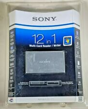 Sony 12 in 1 Multi-Card Reader / Writer MRW62E-T1 New/Sealed  Free Ship