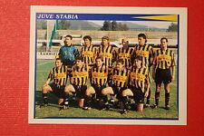 Panini Calciatori 1998/99 n. 664 JUVE STABIA DA EDICOLA CON VELINA