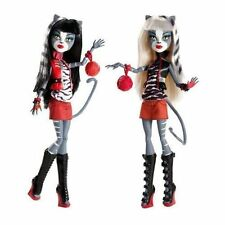 New Monster High Exclusive Werecat Sister Pack - Meowlody & Purrsephone