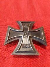 Early Imperial German 1870 Sew On EK1 Iron Cross Medal