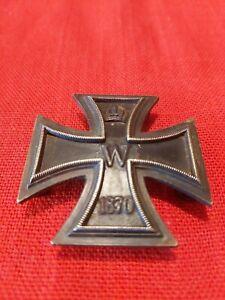 Early Imperial German 1870 Sew On EK1 Iron Cross Medal