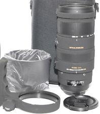 Sigma DG 120-400 mm F/4.5-5.6 APO HSM OS Objektiv für Canon