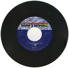 """BLINKY  """"I'LL ALWAYS LOVE YOU c/w I WOULDN'T CHANGE THE MAN HE IS""""  MOTOWN"""