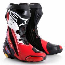 Alpinestars Limited Edition Andrea Dovizioso 'Victory' Supertech R Boots EU46
