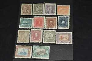 Ukraine Mint on Stockcard, 99p Start