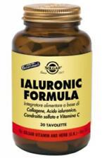 SOLGAR IALURONIC FORMULA 30 TAVOLETTE