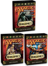 Guildpact Theme Deck Set of Three (ENGLISH) FACTORY SEALED NEW MAGIC ABUGames