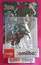 FIGURINE AMIIBO LINK RIDER BREATH OF THE WILD NEUVE NEW NINTENDO