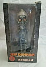 Jeff Dunham Talking Headknocker - ACHMED Bobblehead