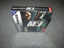 Mission: Impossible -- Operation Surma SEALED  (Nintendo Game Boy Advance, 2003)