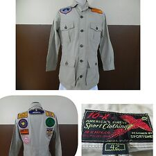 Vtg 1960s 10X America's Finest SportClothin
