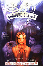 BUFFY THE VAMPIRE SLAYER: STAKE TO THE HEART TPB (2004 Series) #1 Very Good