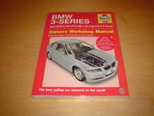 Haynes BMW 3 SERIES E90 E91 318 320 325 330 i d M SPORT Owners Handbook Manual
