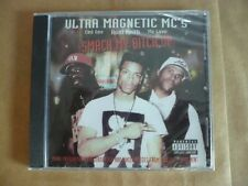 Smack My Bitch Up by Ultramagnetic MC's (CD) LN