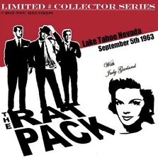 Frank Sinatra & The Rat Pack  -  Live in Lake Tahoe NV 1963 Sept 5th Ltd # CD