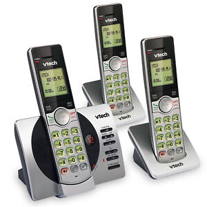 VTech CS6929-3 3 Handsets Cordless Digital Answering System with Caller ID/Call