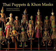 Thai Puppets & Khom Masks. AA. VV. River Books. 1998. D18