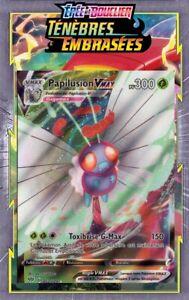 Papilusion VMAX -EB03:Ténèbres Embrasées- 002/189 -Carte Pokemon Neuve Française
