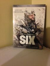 SIX TV SERIES SEASON 1 New DVD All 8 Episodes History Channel FREE SHIPPING