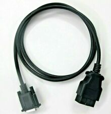 OBDII OBD2 Cable Compatible with BMW HP VCI MDI used with RCK3 kit 2017 and up