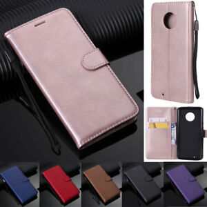 For Motorola Moto G9 Play G9 Plus G9 Power Book Wallet Leather Flip Cover Case