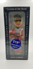 NASCAR Jeff Gordon Bobble Head Forever Collectibles Legends of the Track