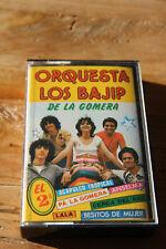 MC - Orqestra Los Bajip - De la Gomera - Musikkassette