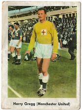 Soccer Rookie Card - Harry Gregg 1958  Manchester United  - Very rare