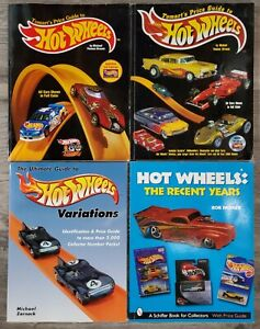 Tomarts Hot Wheels Price Guide 3rd 4th Edition The Recent Years Variations Books