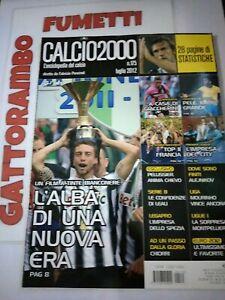 Calcio 2000 N.175 Juventus Marchisio anno 2012 - ottimo