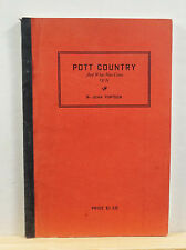 Pott Country and What Has Come Of It 1936 Fortson History Pottawatomie County OK