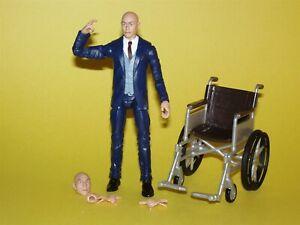 Marvel Legends X-Men 2 Pack Professor X Loose