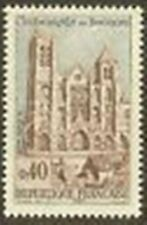 "FRANCE STAMP TIMBRE N° 1453 "" CATHEDRALE DE BOURGES "" NEUF xx LUXE"