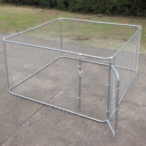 Large Outdoor Dog Pet Playpen Exercise Play Yard Cage Kennel Fence 7.5' x 7.5