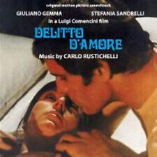 Delitto d'amore - Carlo Rustichelli (CD)