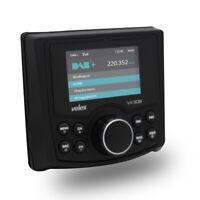Herdio Waterproof Marine Radio,Audio Player DAB Bluetooth for Yacht,Boat,UTV,ATV