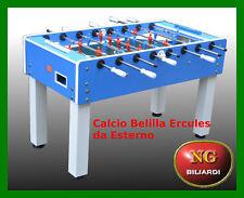 Calcio Balilla ERCULES PER ESTERNO - PER ESTERNO - CALCETTO - BILIARDINO - ROBUS
