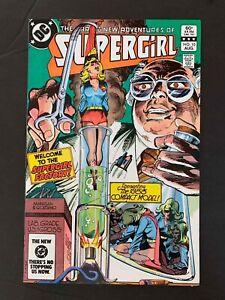 SUPERGIRL #10 (2ND SERIES) DC COMICS 1983 VF+