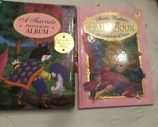 New listing A Fairytale Photograph Album and Fairy Book: An Anthology of Verse