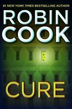 Cure - Acceptable - Cook, Robin - Hardcover