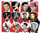 ELVIS - Guitar Picks - Set of 12