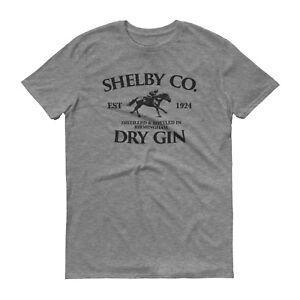 Shelby Gin Company - Peaky blinders T-shirt - Mens