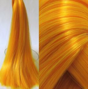 MARMALADE Nylon Hair for Doll Rerooting/Wig Making Crissy Monster High OOAK etc