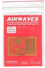 Airwaves Accessories 1:72 Macchi Me 202 Photoetch Detail AW2067-MMD AC7267