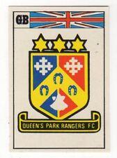 figurina SCUDETTO CALCIATORI EDIS 1977/78 numero 33/A QUEEN'S PARK RANGERS FC