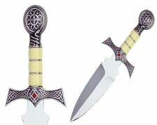 Claymore Highlander Dagger Silver by Marto of Toledo Spain H1015.2S