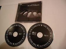 BLACK SABBATH - The Best  (2CD 2000) UK Pressing